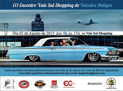 Divulga��o: Clube do Carro Antigo do Brasil