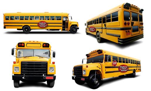 School Bus Disponível para Locação